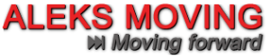 Aleks Moving - Residential Movers - Mississauga logo